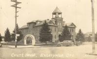 Enterprise, Built 1909, Arch- Calvin R. Thornton, Contr- S. A. Haworth